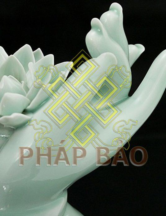 ĐỐT TRẦM bàn tay Phật 15CM-4logo2